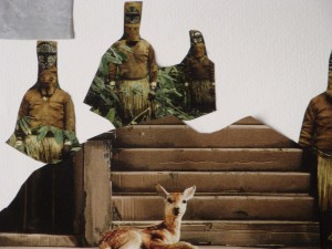 blackstaff mills belfast fawn warriors city paper montage